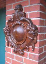 Hausnummer Rund Schild Wappen Ladenschild Gusseisen