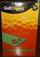 Golf Digest 6 Foot Putting Mat - Brand New