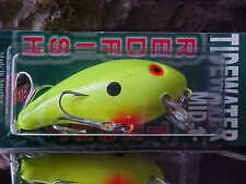 Mann's Tidewater Mid 1-  Minus Shallow Running Lure SB300-01 Color CHARTREUSE