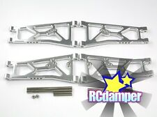 ALUMINUM FRONT+REAR LOWER ARM S ASSOCIATED ProLite ProRally ProSC 4x4 TEAM 1/10