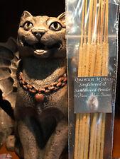 Incense Sticks Sandalwood with Sandalwood Powder Hand Rolled Incense Sticks 12pc