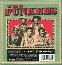 FUNKEES-DANCING TIME: THE BEST OF EASTERN NIGERIA'S AFRO ROCK...-JAPAN CD F04