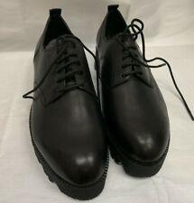 ASH Footwear Ladies Black Lace Up Leather Shoe  Size 39