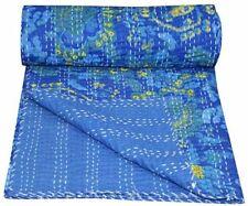 Colchas y edredones color principal azul