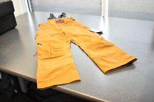 FlyLow M's Baker Bib Men's Ski Pants, Bear, Size XL, MSRP: $420.00