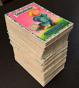 Garbage Pail Kids 2016 - American as Apple Pie - Blue Spit - You Pick - Lot #3