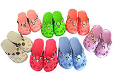 GIRLS DIMONTE SHOES SANDALS SLIP ON SIZE UK 7 8 9 10 11 12 13 1 2 3 NEW FREE P&P