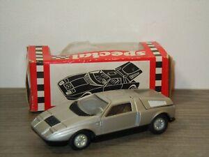 Mercedes C111 - Mercury Special 307 Italy 1:43 in Box *49651