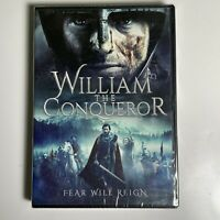 William The Conqueror 2019 DVD Widescreen Brand new sealed
