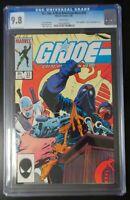 GI Joe A Real American Hero #33 Marvel Comics 1985 CGC 9.8 White Pages