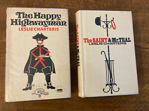 Leslie Charteris The Saint & Mr Teal And The Happy Highwayman