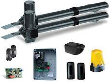 Came KRONO KR300D/S set kit for automatic swing gates leaf 3m 230V with light