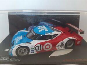 Miniature Altaya 1/43,  BMW Riley, daytona 2011 .