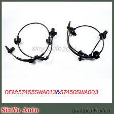 ABS Wheel Speed Sensor Front Left & Right For Honda CRV CR-V 07-11 57450SWA003