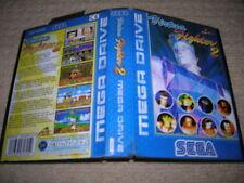 VIRTUA FIGHTER 2 - Rare Mega Drive box / case