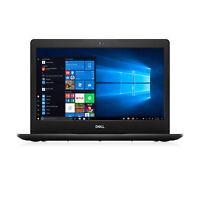 """Dell i3493-3464BLK-PUS Inspiron 3493 14'"""" HD i3-1005G1 1.2GHz 4GB RAM 128GB SSD"""