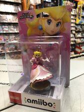 Amiibo Peach Super Smash Bros Collection No.2 NUOVO SIGILLATO