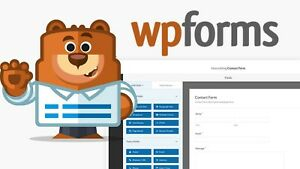 WPForms Pro Latest Version+Addons Drag&Drop WordPress Forms Plugin -GPL Lifetime