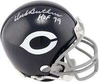 Dick Butkus Chicago Bears Signed Mini Helmet with ''HOF 79'' Insc - Fanatics