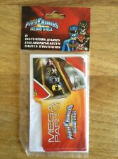 Power Rangers Megaforce Invite Cards and Envelopes - Pack of 6