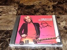Tom Petty & The Heartbreakers Rare Authentic Hand Signed CD Damn The Torpedos
