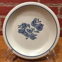"""Pfaltzgraff Yorktowne Set of 4 Small Salad Plates - 6 5/8"""" - VGC"""