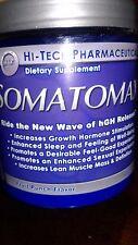 Authentic Hi-Tech Pharmaceuticals Somatomax 20 serving Original Formula 10/19EXP