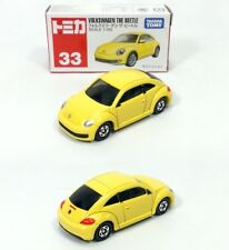 TAKARA TOMY Tomica 33 Volkswagen The Beetle 4904810438786 *FREE SHIPPING USA