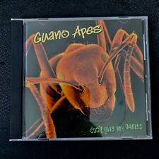 Guano Apes / Don't Give Me Names / 12 Titel inkl. Multimedia Part / 2000