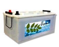 Batería solar  monoblock acido plomo abierto  250Ah Fotovoltaica