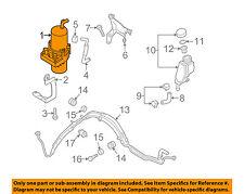 MAZDA OEM 10-11 3-Power Steering Pump BBM532600A