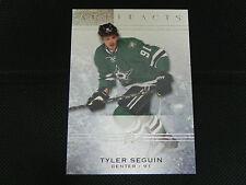 2014-15 UD Artifacts Base Card #39 Tyler Seguin Dallas Stars