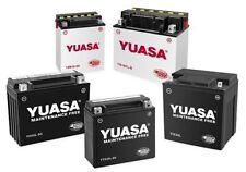 Yuasa - YUAM720BH - Factory Activated Maintenance Free Battery, YTX20HL