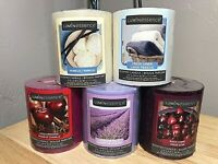 Luminessence - Scented Pillar Candles - Create your own bundle