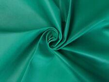 Leder Rindnappaleder Stücke Zuschnitte Blaßgrün Grün verschiedene Größen
