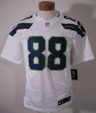 NWT Nike Jimmy Graham Seattle Seahawks Mens Limited Jersey S White MSRP$150