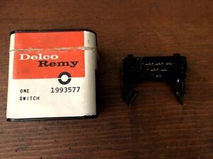 NOS GM Delco 1963 Oldsmobile 98 Starfire Super 88 Turn Signal Switch