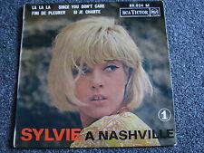 Sylvie Vartan-Sylvie a Nashville 7 PS-4 Track EP-1963 France-45 U/min-RCA Victor