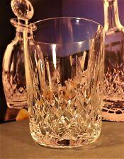 "WATERFORD Crystal LISMORE Cut 5oz   TUMBLERS Glasses  3 1/2"" 600/318"