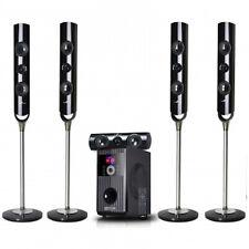 beFREE 5.1 Channel Speaker Surround Sound System With Bluetooth BFS-900 NEW