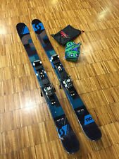 Scott  Punisher 110 Freeride/Tour 157cm inkl. Marker F10 Gr. S & Felle gebraucht