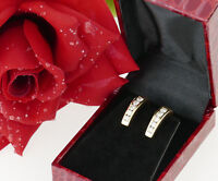 Ohr-Ringe ear Clips Brillant diamonds 0,70 ct WEMPE Gold 750 brilliant Ohrringe