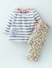 Baby & Girls NEW Ex Mini Boden Jersey Tunic/Dress Top Leggings/Trousers Playset
