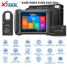 XTOOL X100 PAD3 Professional Tablet Car Programmer Oil Service Light Reset+KC100