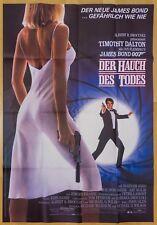 James Bond 007 - Der Hauch des Todes (1985) - Original Kinoplakat - Größe A0
