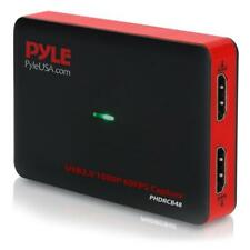 PyleHome 3-Peice Cimp style BNC Male Connector PBNC050