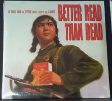 BETTER READ THAN DEAD 1966 STILL SEALED COMPILATION AK PRESS AKA 004