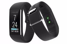 Polar A360 Strapless Heart Rate Monitor & Activity Tracker Black Medium