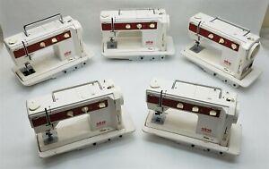 Elna Carina Electronic Type 66 Duplex Sewing Machine Switzerlan Lot 5 PARTS