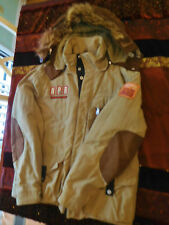 NAPAPIJRI Photographic Expedition Humboldt Jacket Parka fur Size M